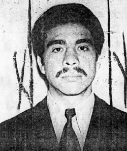 Raúl Rodrigo Obregón Torres,  Nombre político Pablo