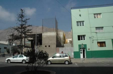 Comisaría de Carabineros/Fiscalía de Carabineros