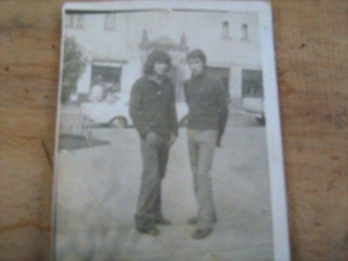 CARLOS PINEDA GUERRERO -- ROGERS DELGADO SAEZ 1972