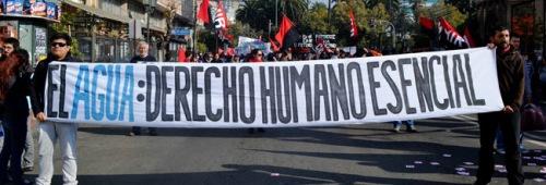 """Movilización en Vaparaíso, 21 de mayo 2013 (Fuente: Blog """"Una mirada de la realidad"""")"""