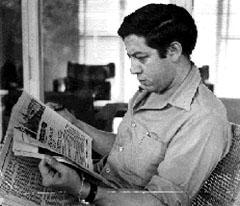 ARNOLDO Camú Veloso, dirigente socialista, líder de la rama chilena del ELN que el Che Guevara fundó en Bolivia. Fue asesinado el 24 de septiembre de 1973.