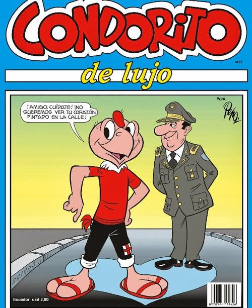 Condorito y Mampato3