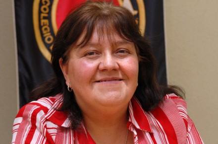 Anita Román, presidenta Colegio de Matronas.