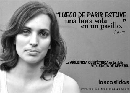 Campaña fundación Las Casildas, Argentina.