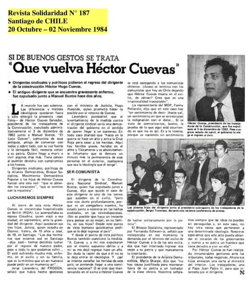 Microsoft Word - HECTOR QUE VUELVA SOL 187 OCT NOV 1984.doc