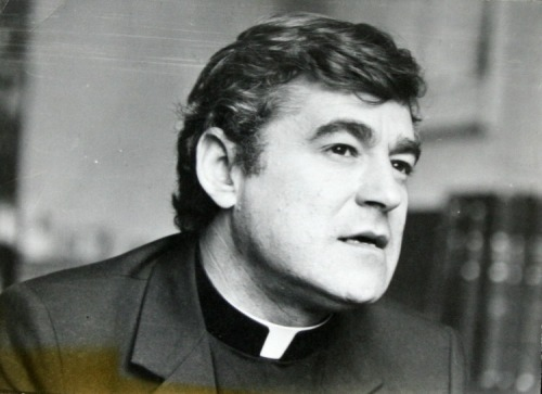 Ignacio Gutiérrez alcanzó no alcanzó a cumplir un año como vicario de la Solidaridad Fundación Documentación y Archivo de la Vicaría de la Solidaridad.