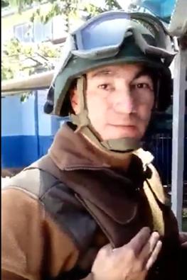 Sargento de Carabineros CRISTIAN RIVERA fue el que cobardemente disparó por la espalda a Joven Mapuche Brandon Hernández Huentecol (17)años
