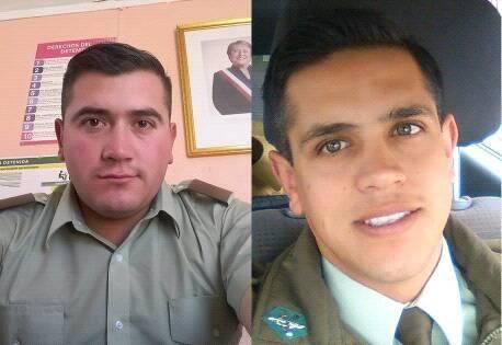 Fiscalía de Cañete sólo les pidió arresto domiciliario. Ni por curaos,…