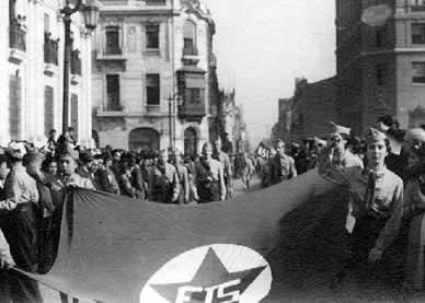 """Foto histórica de lo que """"era"""" la FJ.S."""