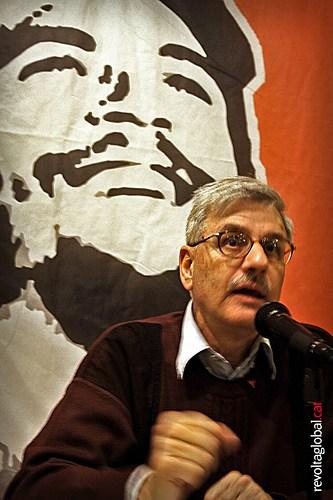 Michael Lowy, Intelectual marxista franco-brasileño. Director de investigación emérito del CNRS de Francia.