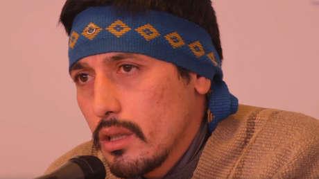 """Líder mapuche desde la prisión: """"Hay una suerte de Plan Cóndor disfrazado que tratan de ocultar"""""""